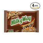MilkyWay - Fun Size Snacks Rich Chocolate Cramel Smooth Nougat 0040000151432  / UPC 040000151432