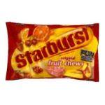Starburst - Fruit Chews 0040000159513  / UPC 040000159513