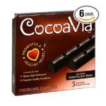 Cocoavia - Chocolate Bars Original 0040000161226  / UPC 040000161226