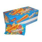 Starburst - Gummibursts Liquid Filled Gummies Pack 0040000162599  / UPC 040000162599