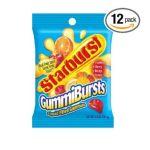 Starburst - Gummibursts Liquid Filled Gummy Candy 0040000162643  / UPC 040000162643