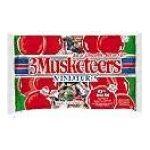 3 Musketeers - Bars Miniatures Christmas 0040000168034  / UPC 040000168034