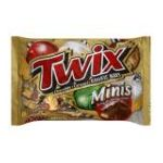 Twix - Cookie Bars 0040000210207  / UPC 040000210207
