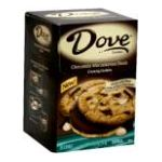 Dove Chocolate Discoveries - Crunchy Cookies 0040000212324  / UPC 040000212324