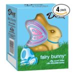 Dove Chocolate Discoveries - Silky Smooth Hollow Fairy Bunny Milk Chocolate Boxes 0040000214090  / UPC 040000214090