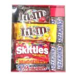 Mars Mix chocolate bar - Candy Mixed Variety Pack 0040000214410  / UPC 040000214410