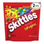 Skittles - Bite Size Candies Original Fruit 0040000227014  / UPC 040000227014