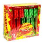 Starburst - Candy Canes 0040000254911  / UPC 040000254911