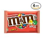 M&M's - M&m's Peanut Butter Chocolate 0040000264279  / UPC 040000264279