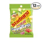 Starburst - Gummiburst Sour Candy Packages 0040000295976  / UPC 040000295976