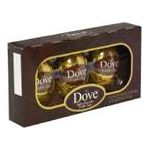 Dove Chocolate Discoveries - Truffle Eggs 0040000314264  / UPC 040000314264