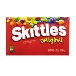 Skittles - Original Theatre Box 0040000322511  / UPC 040000322511