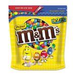 M&M's - Mnm32437 Milk Coated Candy With Peanut Center Bag 0040000324379  / UPC 040000324379