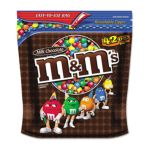 M&M's - Milk Chocolate With Candy Coating Bag 0040000324386  / UPC 040000324386