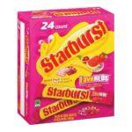 Starburst - Fruit Chews 0040000329701  / UPC 040000329701