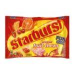 Starburst - Fruit Chews 0040000347071  / UPC 040000347071