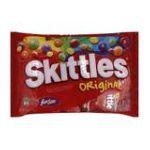 Skittles - Candies Bite Size Original Fruit Fun Size 0040000347088  / UPC 040000347088