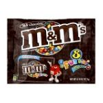 M&M's - Chocolate Candies Milk Chocolate Fun Size 0040000347101  / UPC 040000347101