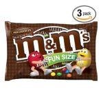 M&M's - Mandm's Fun Size Milk Chocolate Candy 0040000347149  / UPC 040000347149