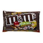 M&M's - M&m's Mars Chocolate Fun Size Variety Pack Candy 55-pieces Packages 0040000347590  / UPC 040000347590