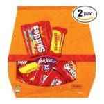 Skittles - Starburst Original Fun Size Bags 0040000347873  / UPC 040000347873