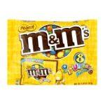 M&M's - Chocolate Candies Milk Chocolate Peanut Fun Size 0040000351689  / UPC 040000351689
