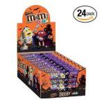 M&M's - M&ms Minis Milk Halloween Candies Tubes 0040000356929  / UPC 040000356929