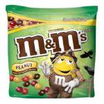 M&M's - M&m's Peanut Chocolate Candy Resealable Keep-fresh Bag 0040000379539  / UPC 040000379539