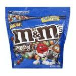 M&M's - M&m's Pretzel Party Size Candies 0040000380962  / UPC 040000380962