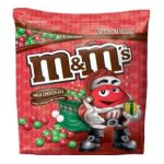 M&M's - M&m's Milk Candies For The Holidays 0040000395737  / UPC 040000395737