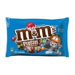 M&M's - M&m's Pretzel Candies 0040000402657  / UPC 040000402657