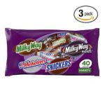 Mars Mix chocolate bar - Mars Filled Bar Mix Variety Bag 40-piece 0040000426493  / UPC 040000426493
