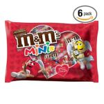 M&M's - M&m's Minis Milk Chocolate Candy Packs Packages Pack 0040000449850  / UPC 040000449850
