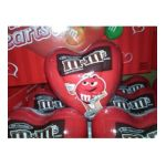 M&M's - M&m's Filled 12 Plastic Filled With M&m's Milk Chocolate Candies 0040000468387  / UPC 040000468387