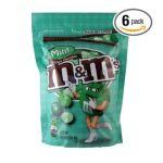 M&M's - M&m's Dark Chocolate Mint 0040000470694  / UPC 040000470694