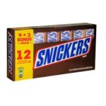 Snickers - Milk Chocolate Full Size Candy Bars 0040000475460  / UPC 040000475460