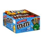 M&M's - M&m's Mixed Singles Packages 0040000512455  / UPC 040000512455