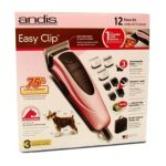 Andis -  Easy Clip Grooming Kit 12 piece 0040102601057