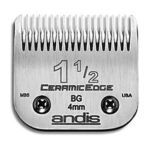 Andis -  Ceramic Edge One Set Blade Size 1-1 2 5 H 4mm Model:63015 32 in 0040102630156