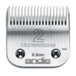 Andis -  64078 Ultraedge Blade Carbon Size 2 6.3mm 0040102640780