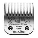 Andis -  Ceramic Edge One Set Blade Size 3-3 4 1 H 13mm Model:64435 2 in 0040102644351