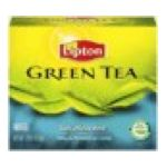Lipton - Green Tea Naturally Decaffeinated 0041000008436  / UPC 041000008436