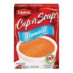 Lipton - Cup-a-soup Tomato 0041000014826  / UPC 041000014826