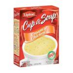 Lipton - Cup-a-soup Cream Of Chicken Flavor 0041000014857  / UPC 041000014857