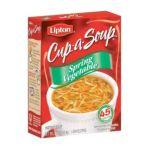 Lipton - Cup-a-soup Spring Vegetable 0041000014888  / UPC 041000014888