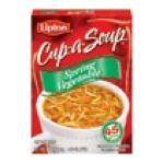 Lipton - Cup-a-soup 0041000037634  / UPC 041000037634