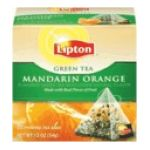 Lipton - Green Tea 0041000210846  / UPC 041000210846