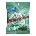Andes - Creme De Menthe Thins 0041186183019  / UPC 041186183019