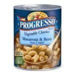Progresso - Soup Macaroni & Bean 0041196010619  / UPC 041196010619