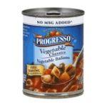 Progresso - Soup Vegetable Italiano 0041196010923  / UPC 041196010923